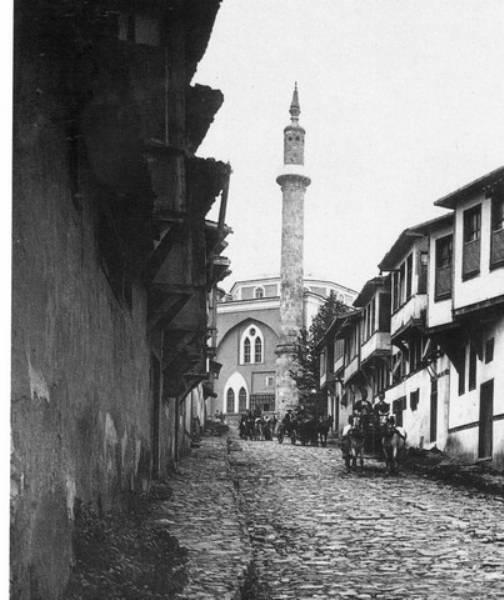 Bursa'nın Tarihi Resimleri