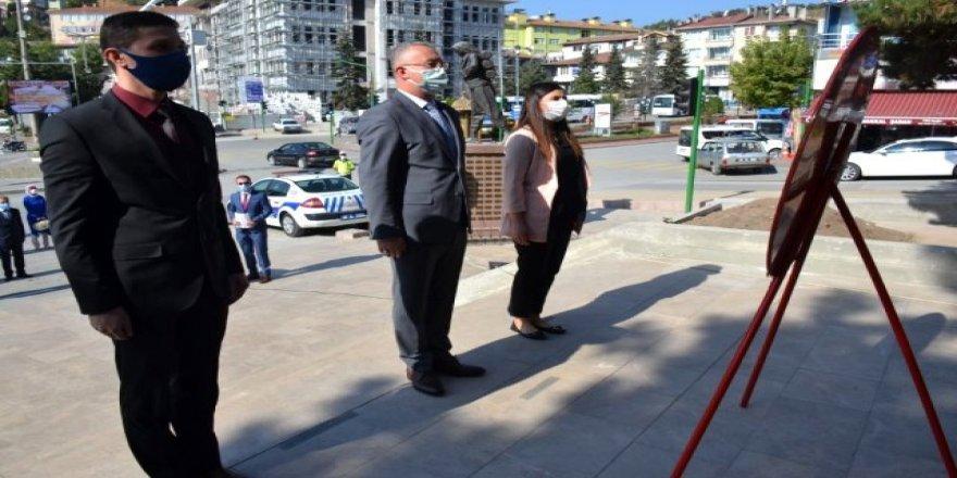 Kastamonu'da İlköğretim Haftası Virüs Sebebiyle Sessiz Bir Şekilde Kutlandı!