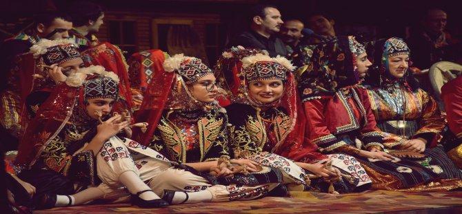 Köy kültürü 'Harman Yeri' Etkinliğinde can buldu
