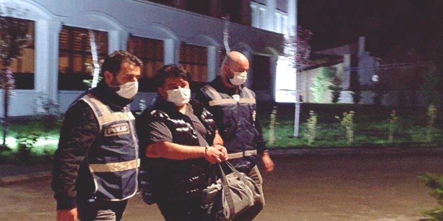 Çeşitli Suçlardan Aranan Zanlı Bursa'da Yakalandı