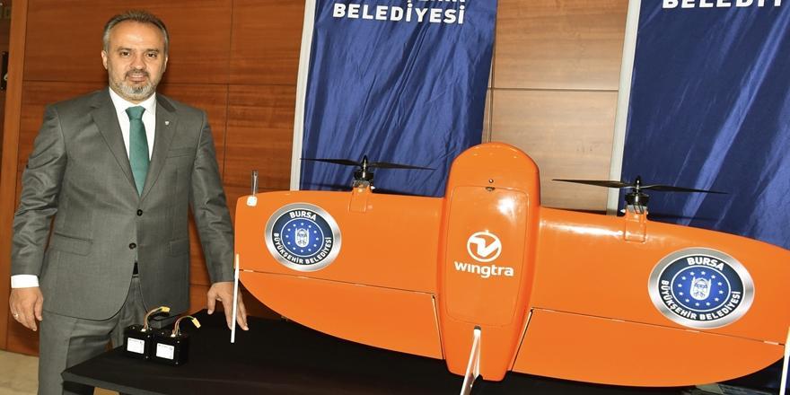 Bursa'da Kaçak Avcısı İHA Tarafından Binlerce Kat Artışı Belirlendi