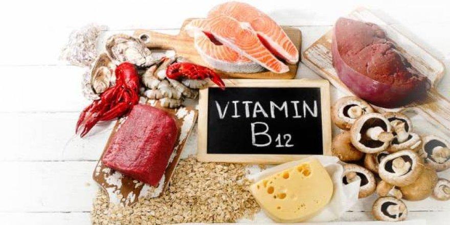 B12 Eksikliğini Giderecek Besinler Nelerdir? B12 Vitamini Eksikliği Nedir?