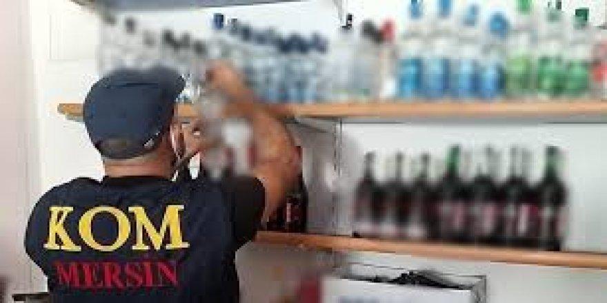 Mersin'de 5 Kişi Sahte İçki Yüzünden Hayatlarını Kaybetti!