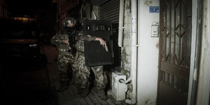 Bursa'da Silah Kaçakçılığı Operasyonu! 11 Şüpheli Yakalandı