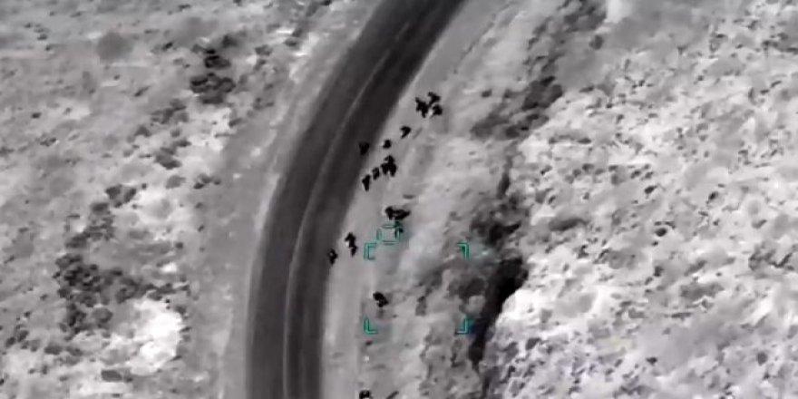 Ermenistan İHA ve Savaş Uçakları Azerbaycan Ordusu Tarafından Düşürülüyor!