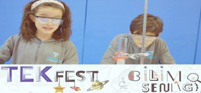 Bursa Teknoloji Fen Okulları Tarafından Düzenlenen: TEKFEST