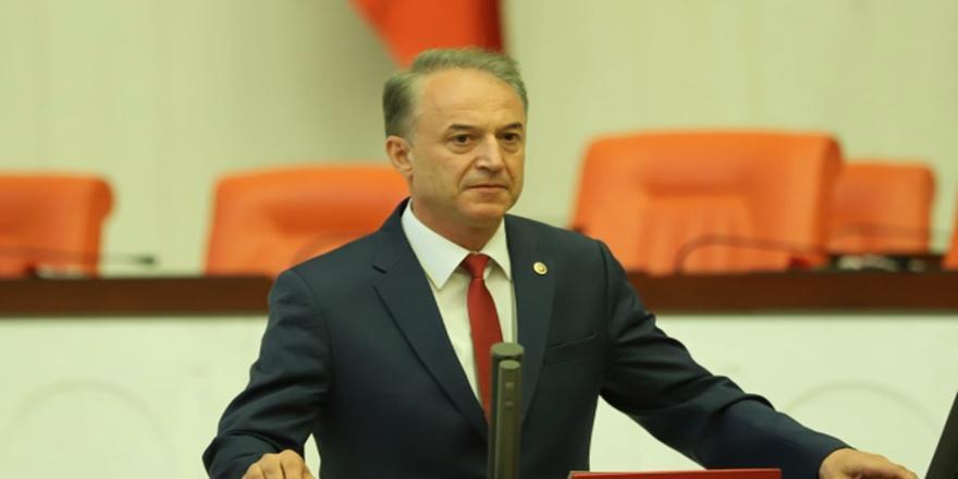 CHP Bursa Milletvekili Yüksel Özkan Kovid-19 Testinin Pozitif Çıktığını Duyurdu