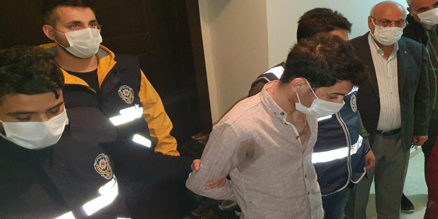 Bursa'da Uyuşturucu Operasyonu Sonucu 2 Kişi Yakalandı