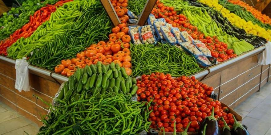 Türkiye'de Yaş Meyve Ve Sebzede Yıl Sonu İhracat Hedefi 3 Milyar Dolar