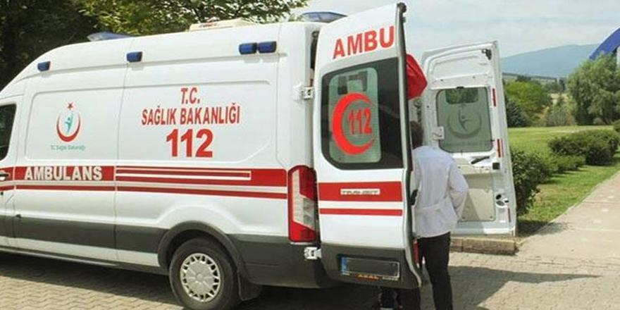Bursa'da Kaza! Kamyonetin Çarptığı Yaya Hayatını Kaybetti
