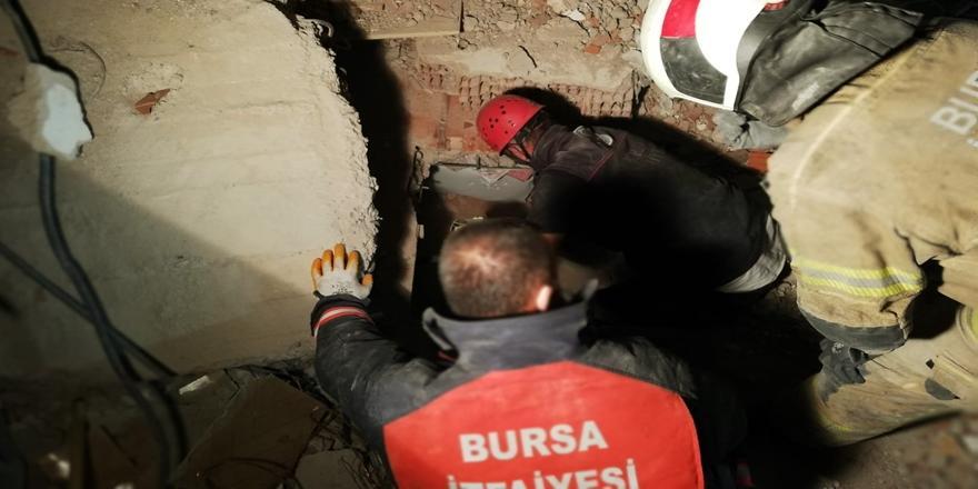 Bursa'dan İzmir'e Giden İkinci Kafile Çalışmalarına Başladı