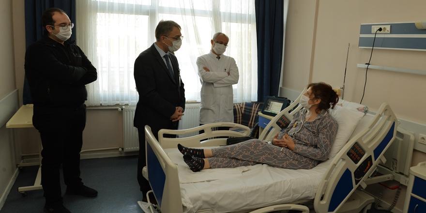 Bursa'da İlk Yapay Kalp Nakli Başarıyla Gerçekleştirildi