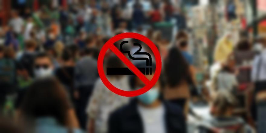 Bursa'da Sokakta Sigara İçme Yasağı Getirildi