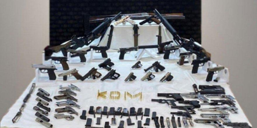 Bursa'nın da aralarında olduğu 3 ilde silah kaçakçılarına yönelik operasyon!