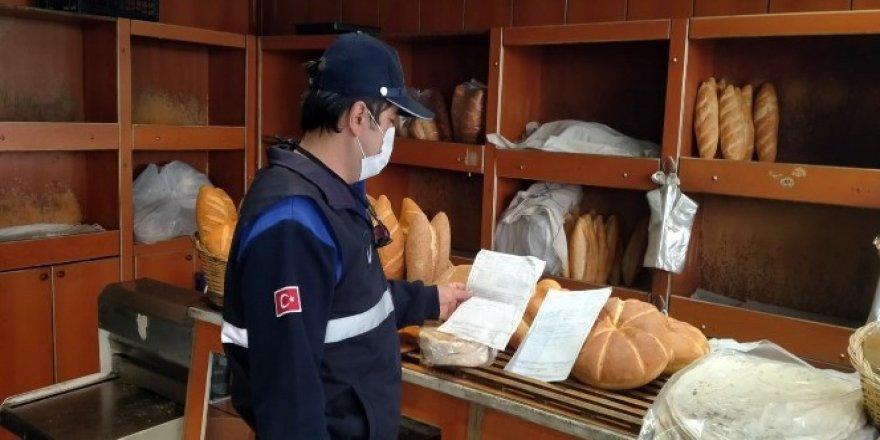Bursa'da Osmangazi Belediyesi'nden Fırın ve Pastanelere Yönelik Denetim