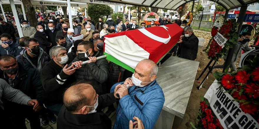 Minderin Altın Adamı Reşit Karabacak, Bursa'da Toprağa Verildi