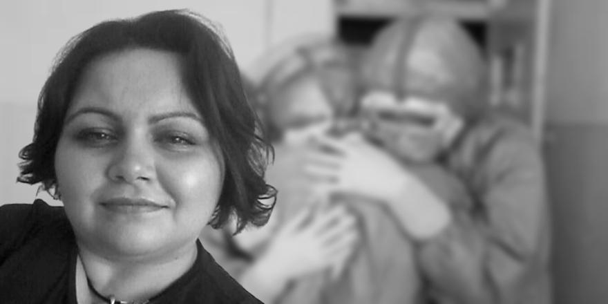 Bursa'da Hemşire Emine Ezen Kovid-19'dan Dolayı Hayatını Kaybetti