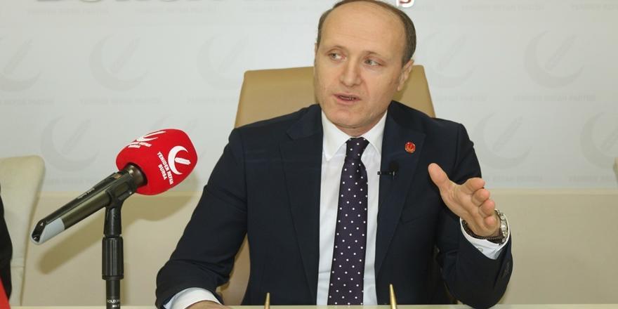 Yeniden Refah Partisi 2 Yaşında! Bursa İl Başkanı Öztürk'ten Basın Açıklaması