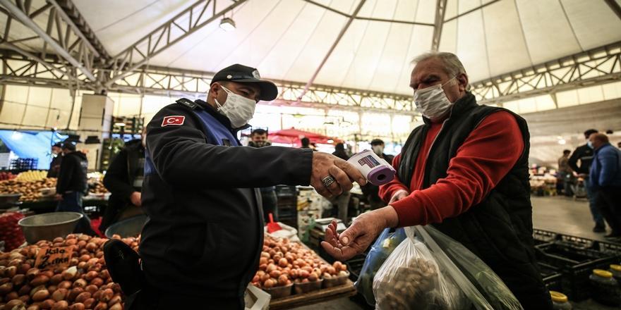 Bursa'da Vaka Sayısında Artış Nedeniyle Denetim
