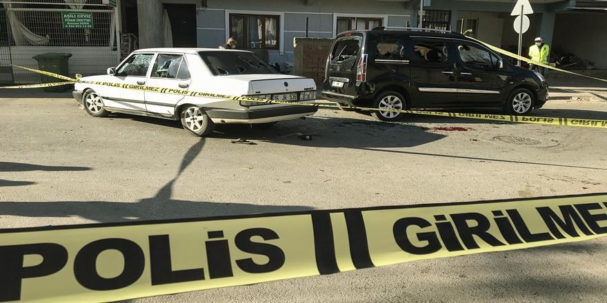 Bursa'da İki Grup Arasındaki Silahlı Kavgada 4 Kişi Yaralandı