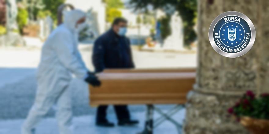 Bursa Büyükşehir Belediyesi'nden Önemli Açıklama! Cenaze Defin İşlemleri...