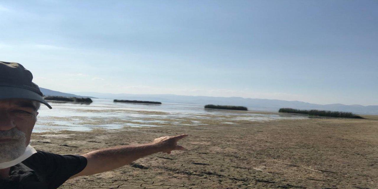 Dr. Erol Kesici'den Eriğdir Gölü Hakkında Önemli Uyarı!