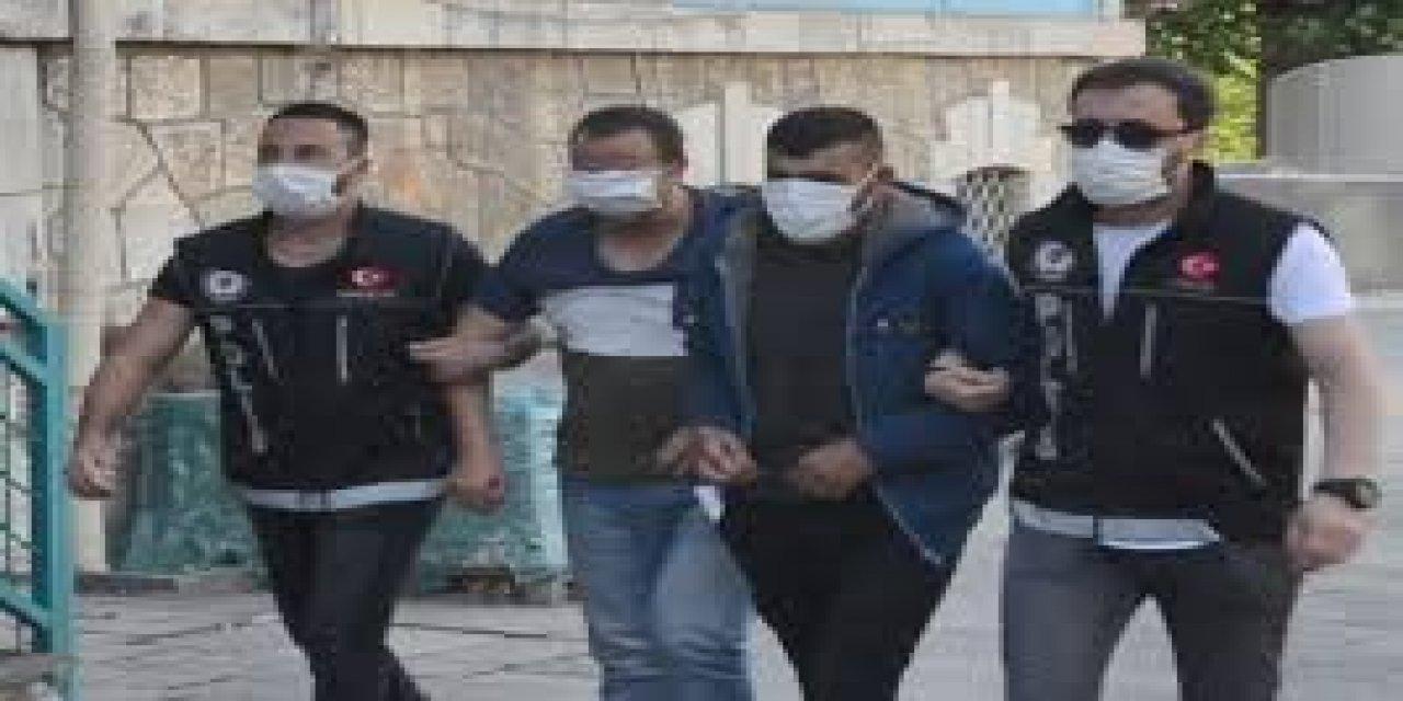 Kütahya'da Uyuşturucu Ticareti Yapan 6 Şüpheliden 4'ü Tutuklandı!