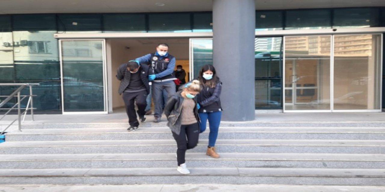 Bursa'da Uyuşturucu Operasyonunda 6 Şüpheli Tutuklandı