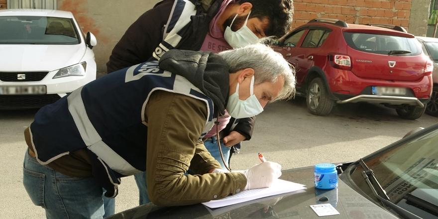 Bursa'da Sakız Kutusunda Uyuşturucu Saklayan Şahıs Yakayı Ele verdi