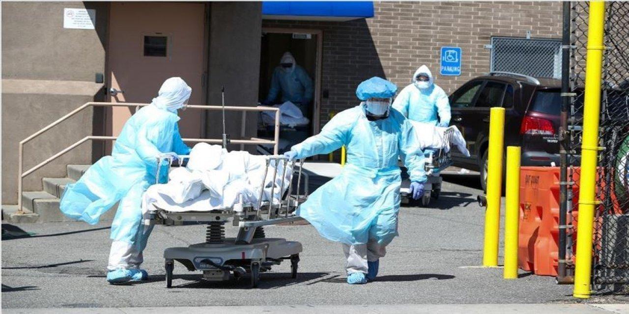 Koronavirüs ABD'de Can Almaya Devam Ediyor! 302 bin 769'a Yükseldi.