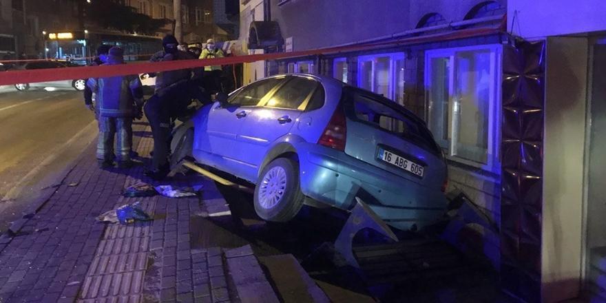 Bursa'da Kaza! Otomobilin Çarptığı Kadın Yaşamını Yitirdi