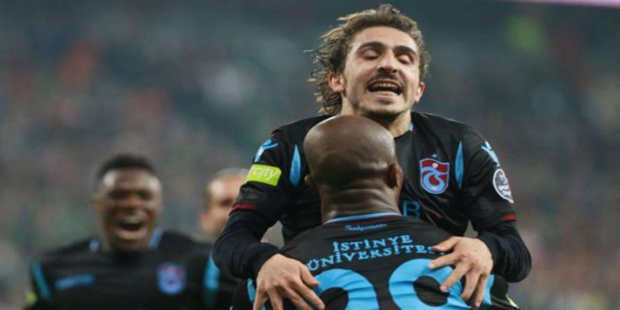 Trabzonspor'lu Abdulkadir Ömür Galatasaray Maçında Forma Giyemeyecek!