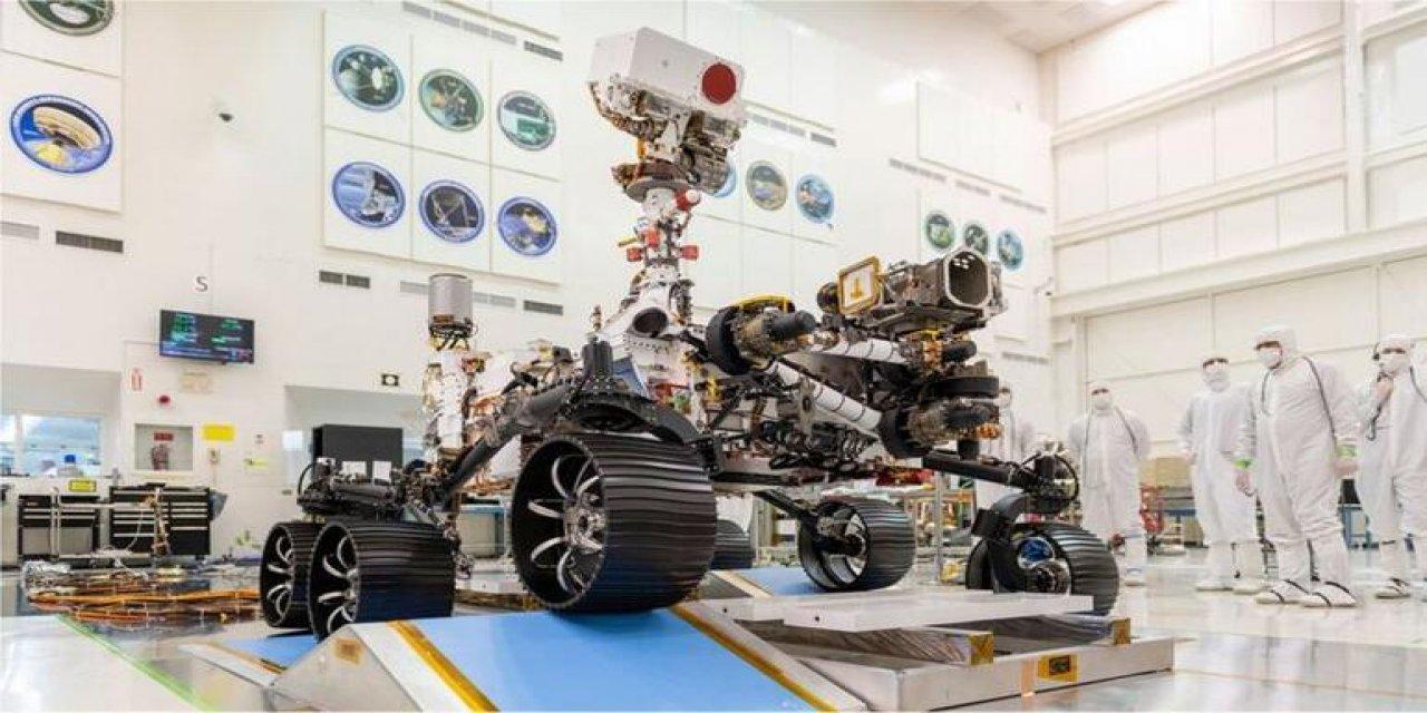NASA Mars'a Yaklaşık 1 Tonluk Keşif Aracı İndirecek!