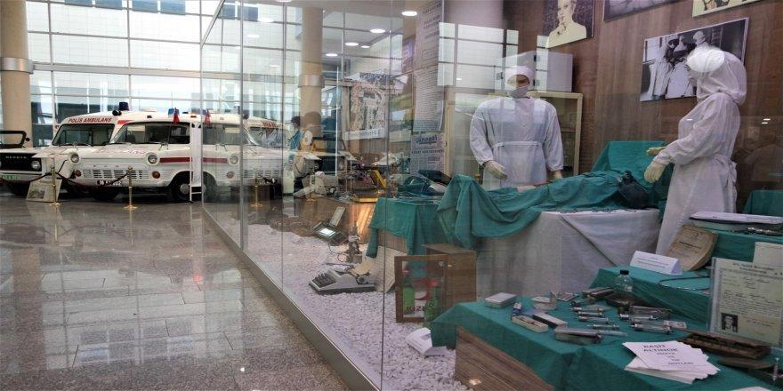 Bursa'da Sağlık Müzesi! 114 Yıllık Hastanede Zaman Yolculuğu