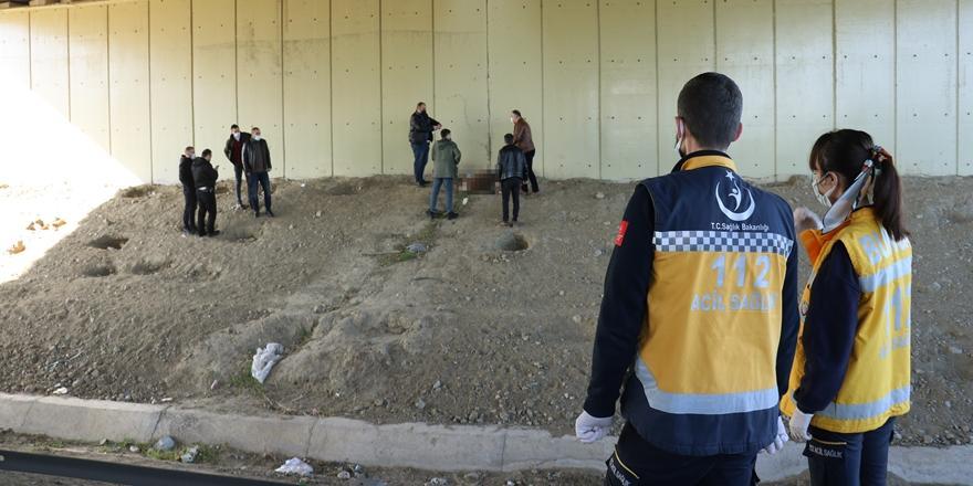 Bursa'da Köprü Altında Bir Erkek Cesedi Bulundu