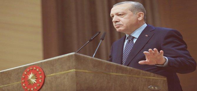 Recep Tayyip Erdoğan,TÜBİTAK ve TÜBA Ödülleri Töreni'nde konuştu
