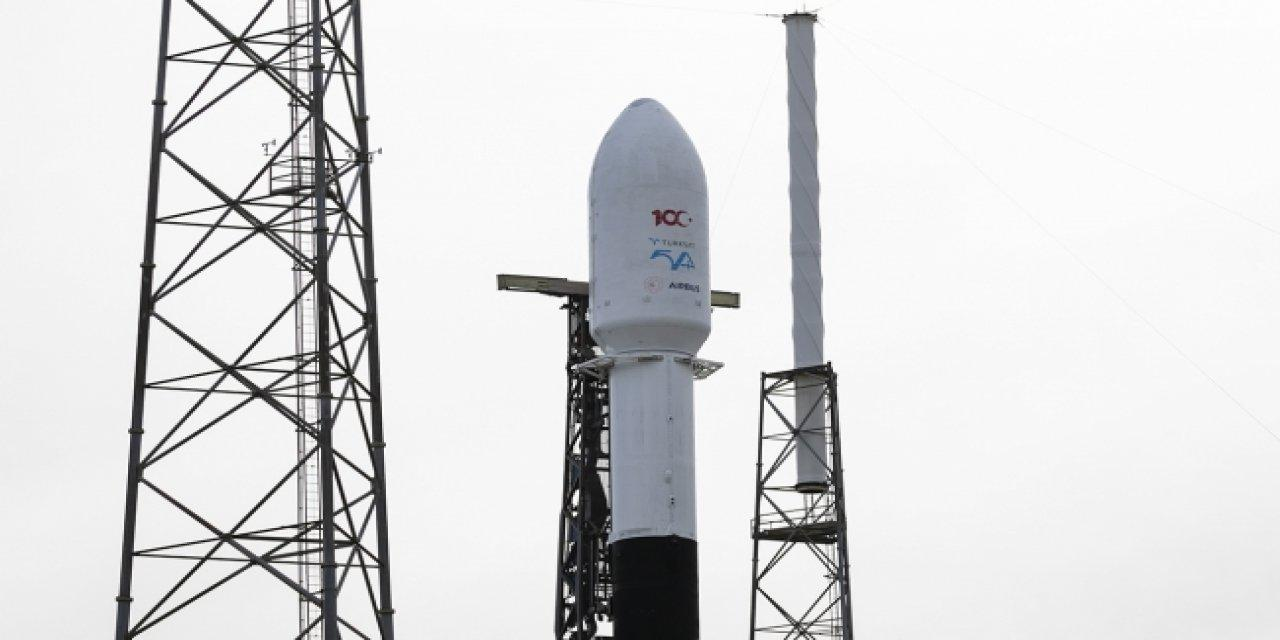 Türkiye'nin Uydusu Türksat5A Uzaya Fırlatıldı!