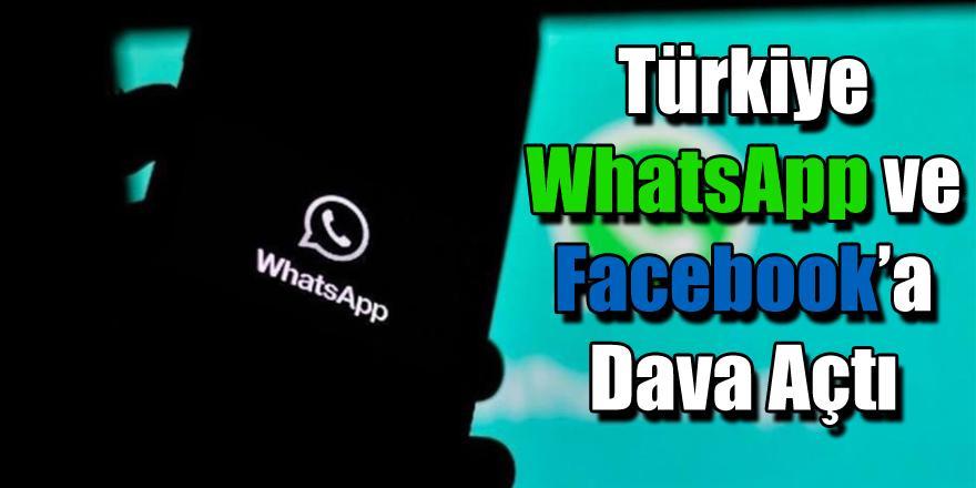 Türkiye WhatsApp ve Facebook'a Dava Açtı! Sözleşme İptal mi Edilecek?