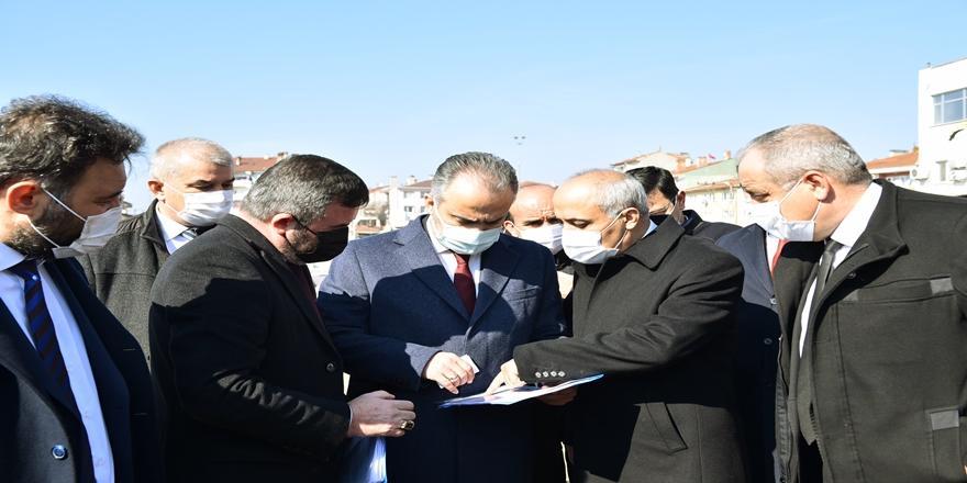 Yenişehir'de Tarım Bursa Büyükşehir Belediyesi İle İvme Kazanıyor