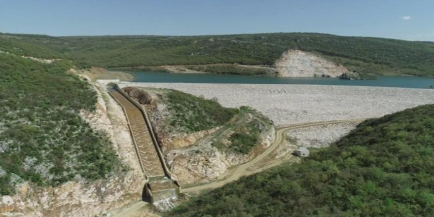 Yenişehir Çiçeközü Göleti'nin Sulama İnşaatı DSİ Tarafından Tamamlandı