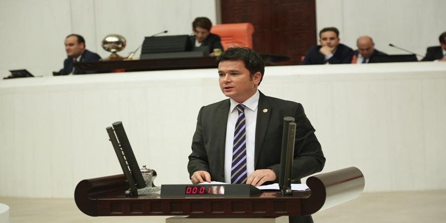 CHP Bursa Milletvekili Erkan Aydın İcra Dosyalarındaki Artışa Dikkat Çekti