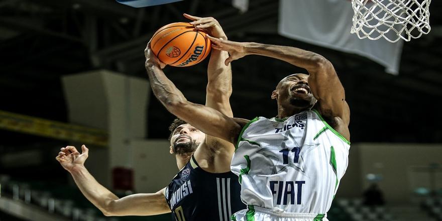 FIBA Şampiyonlar Ligi: TOFAŞ: 72 - Happy Casa: 91