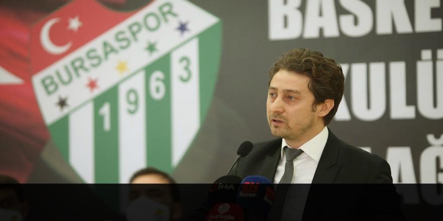 Frutti Extra Bursaspor'da Sezer Sezgin Yeniden Başkan Seçildi