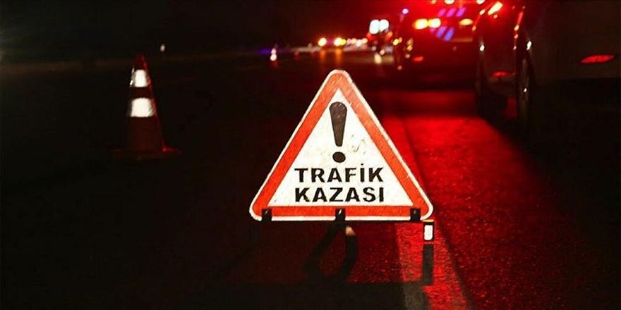 Kestel'de Kaza! Kamyonetle Çarpışan Otomobilin Sürücüsü Yaralandı