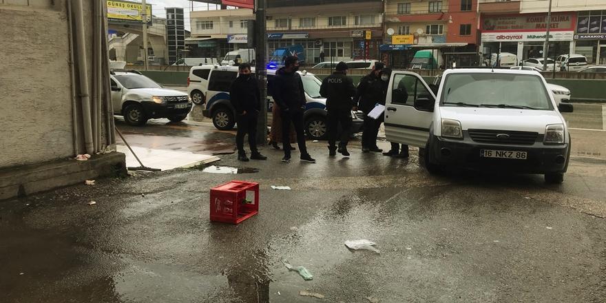 Bursa'da Kardeşini Bıçaklayan Kişi Gözaltında!