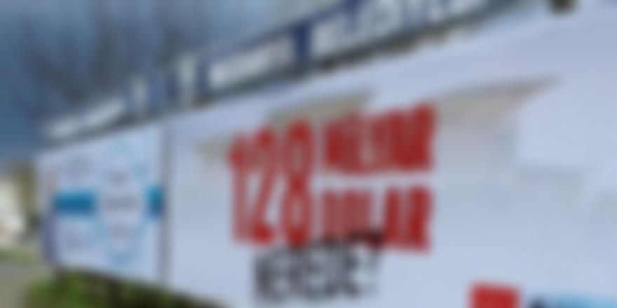Mudanya'da Reklam Panolarındaki İlan Hakkında Soruşturma