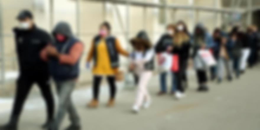 Bursa Merkezli 5 İlde Fuhuş Operasyonu! 10 Şüpheli Tutuklandı