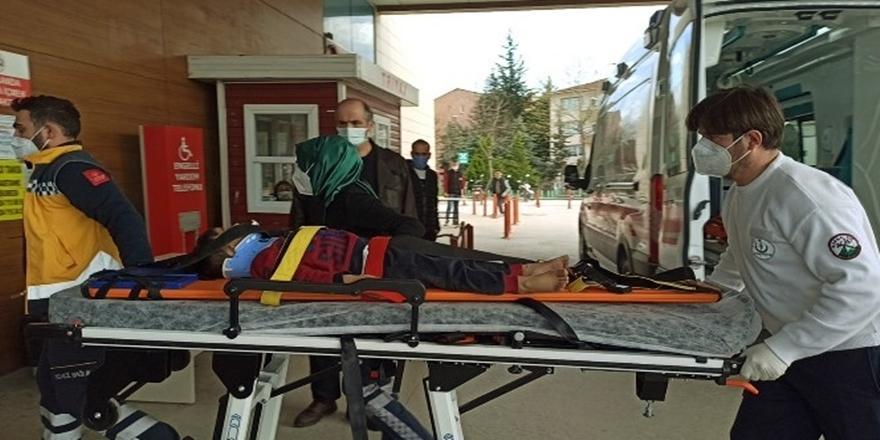 Bursa'da 5. Kattan Düşen Çocuktan Kötü Haber Geldi