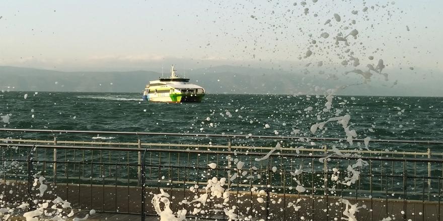 Bursa'dan İstanbul'a Deniz Ulaşımı Sefer Saatlerinde Düzenleme