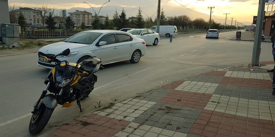 Bursa'da İki Trafik Kazası! 2 Kişi Yaralandı